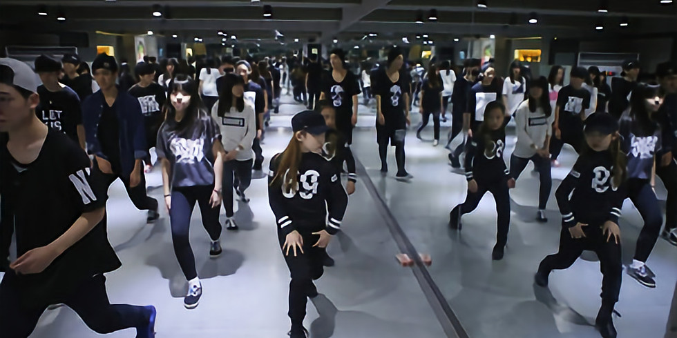 K-Pop Cover Choreography