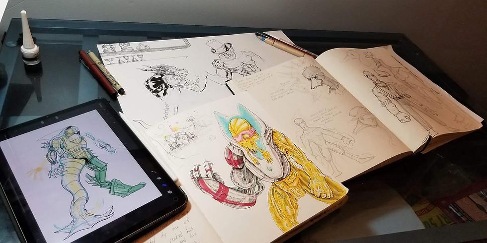 Essentials of Character Design
