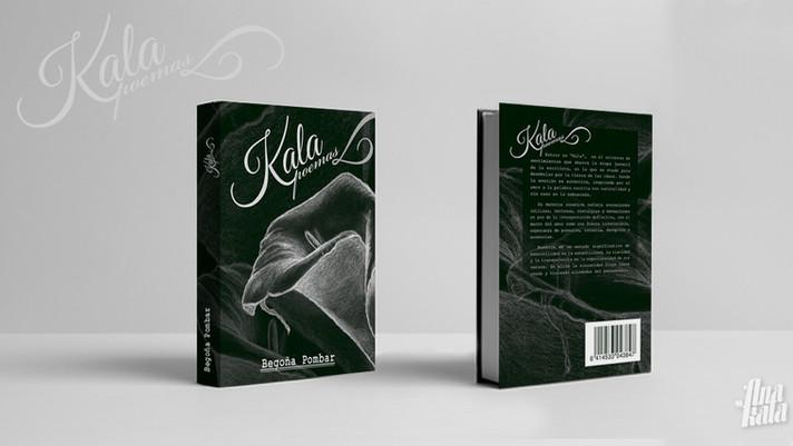 Diseño de portada para Begoña Pombar