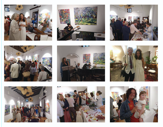 Sa Tafona Gallery at Belmond La Residencia H.M.A Exhibition Opening / See PHOTO GALLERY
