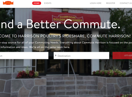 Ride Amigos: Helping Our Employees Rideshare To Work