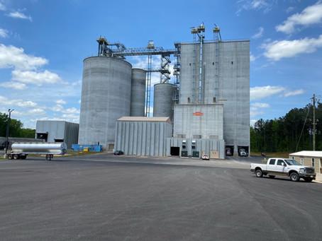 Crawfordville Feed Mill Spring Update