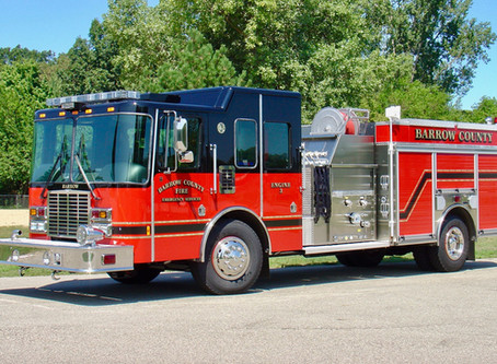 Land Donation Offered for New County Fire Station