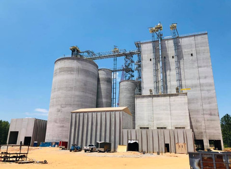 Crawfordville Feed Mill Update