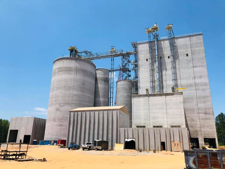 Crawfordville Feed Mill Update