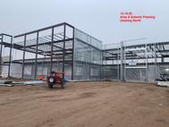 Area A Exterior Framing 12.10.20