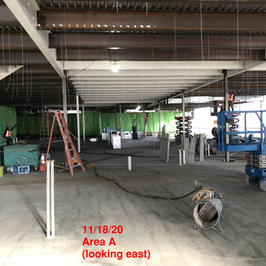 1st Floor Area A 11.18.20