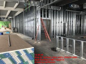 Area A, 1st floor, main entry, interior
