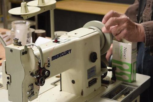 12 Mercury Semi-Industrial Sewing Machine Singer Upholstery