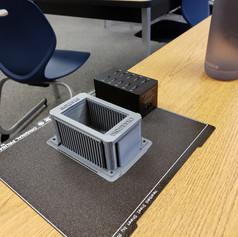 3D Model of Charging Station