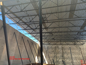 Elementary Gym Roof Deck 12.8.20
