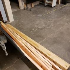 Day 1: Assembly of Wood Trebuchet