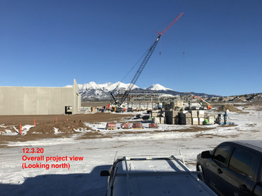 Overall project view