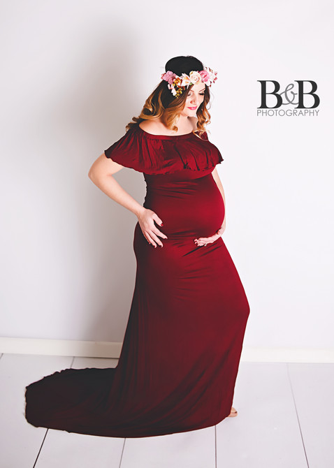 Bartlett IL Maternity Photography Session