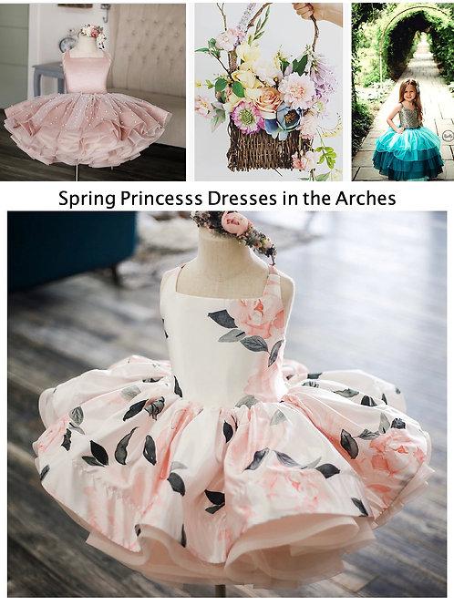 Spring Princess Sessions