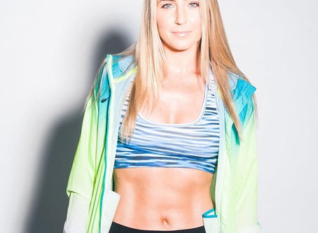 Dishing It Up with Almost 30 Podcast Host, SoulCyle Instructor and Fitness Model Lindsey Simcik