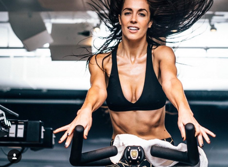Dishing It Up With Daniela Dib: Soul Cycle Instructor and Model