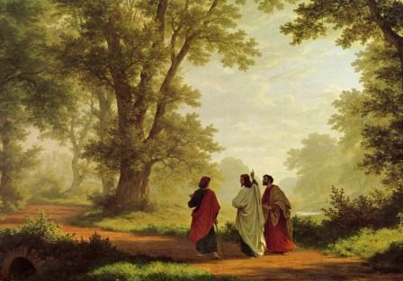 Eastertide in Emmaus