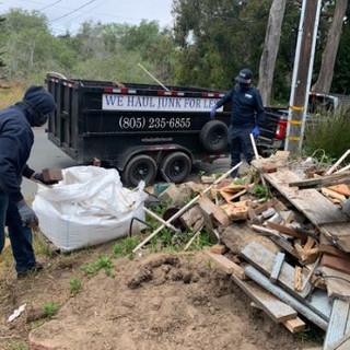Junk Removal in Los Osos by We Haul Junk