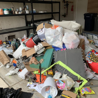 Garage clean out in Arroyo Grande