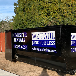 Local Roll Off Dumpster for rent