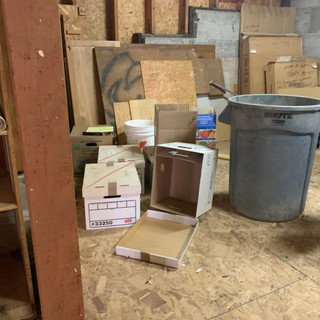 Garage clean out in Arroyo Grande by WHJ