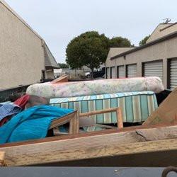 Storage clean up in Grover Beach
