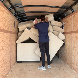 Moving and Hauling off couches San Luis