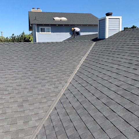 Residential Roof Installation Company
