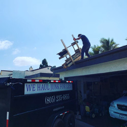 Getting rid of debris by WHJFL