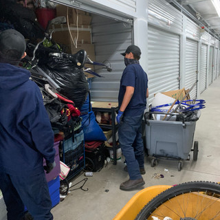 Storage Cleanout Services