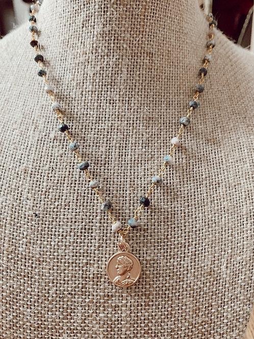 Handmade Coin Necklace