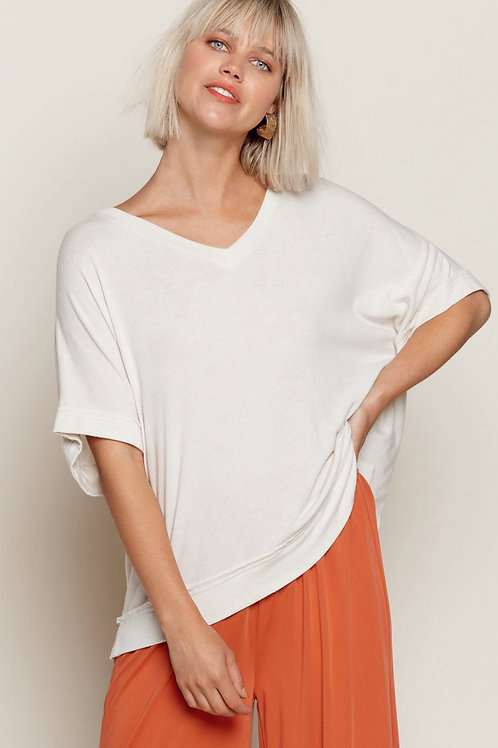 Fresh + Clean Basic Top