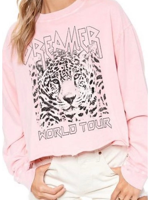 Long Sleeve Graphic Dreamer Tee
