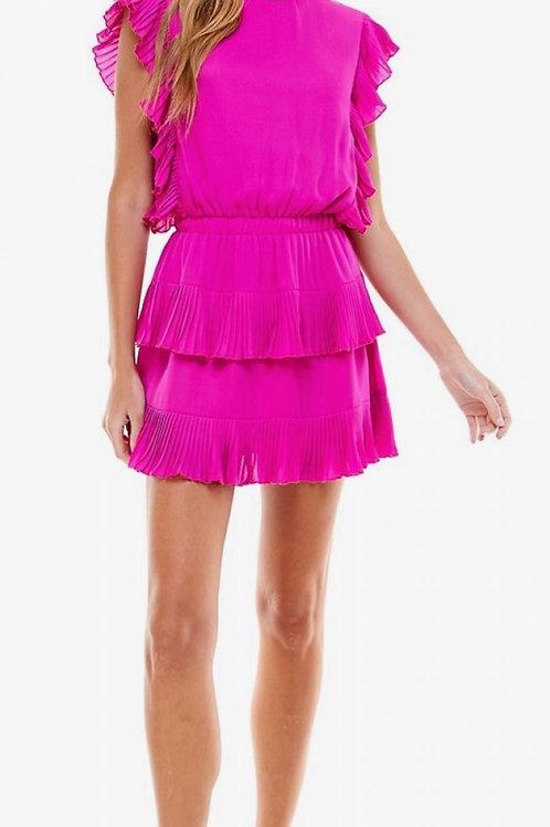 Power of Pink - Smock Waist Dress