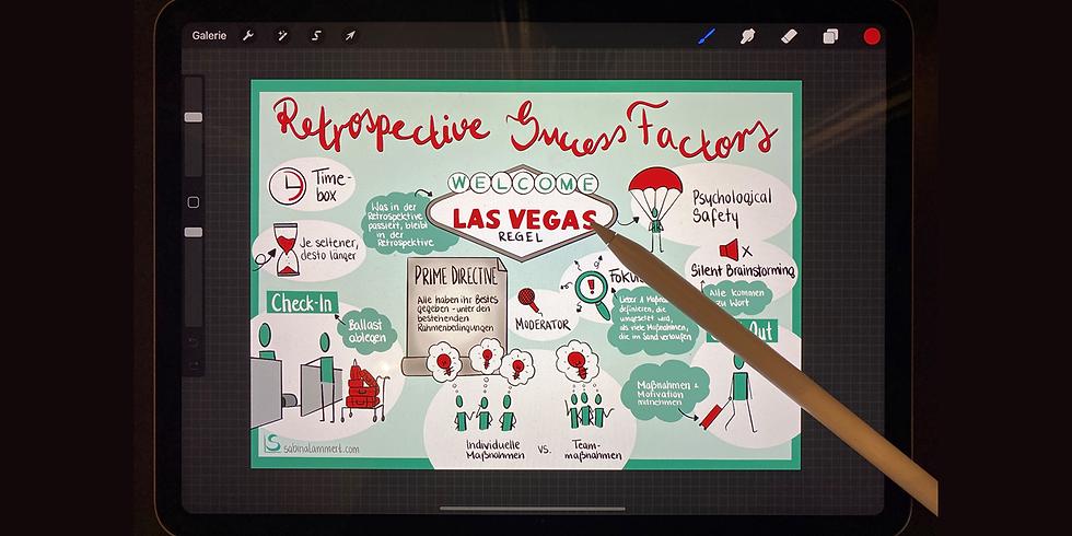 Sketchnotes mit Procreate (iPad)