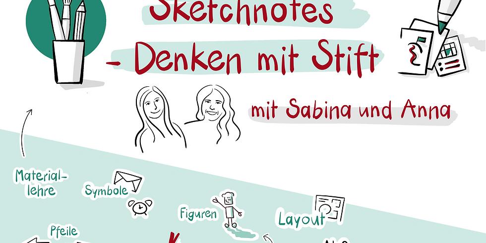 Sketchnotes - Denken mit Stift