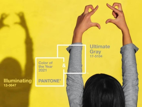 New Pantone Colours of 2021 Announced