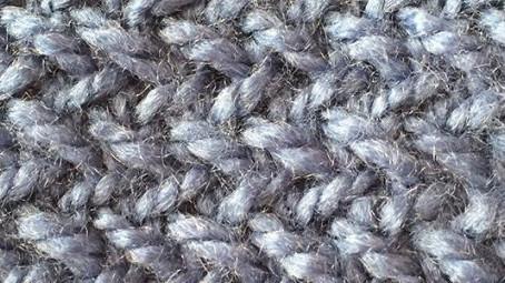 Herringbone - Knit Flat