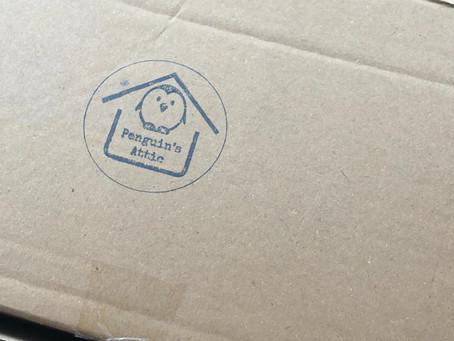 I Won a Mystery Box of Yarn!