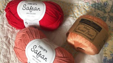 100% Cotton Yarn Review Scheepjes & Drops