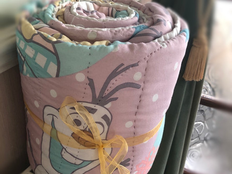 Blanket Sizes - Baby
