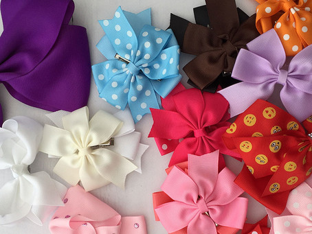 How to Sew a Bow Storage Solution