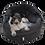 Thumbnail: Hundekörbchen Shopper Little Basket