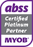 ABSS MYOB Certified Platinum Partner | ABSS MYOB Approved Training Centre