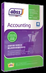 MYOB ABSS Accounting v27.3 (單用户) & 伸延至12個月技術支援服務計劃