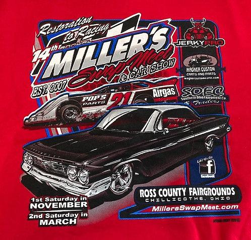 MILLER'S SWAP MEET HOODIES