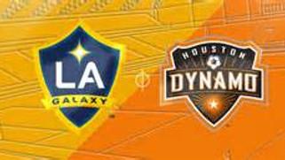 LA Galaxy Vs. Houston Dynamo