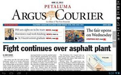 The Argus Courier