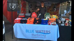 Blue Waters Booth